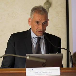 Il Presidente dei Crusaders Emanuele Garzia