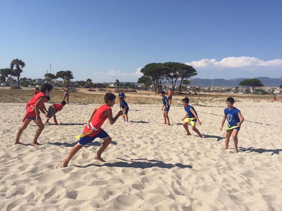 Gli Junior in azione (Foto Giulia Congia)