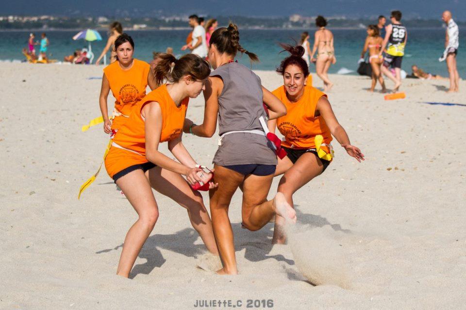 Passione del beach anche al femminile (Foto Giulia Congia)