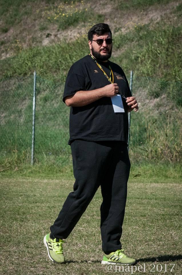 Coach Mazzani