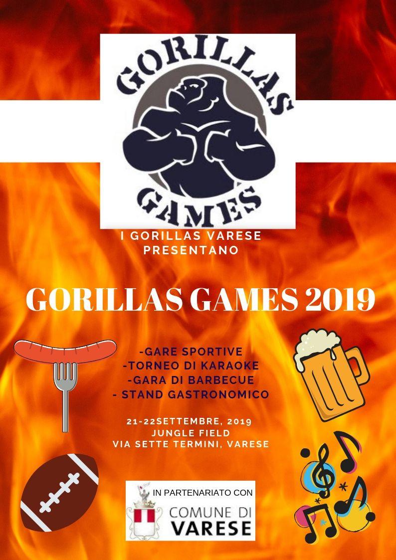 Gorillas Games
