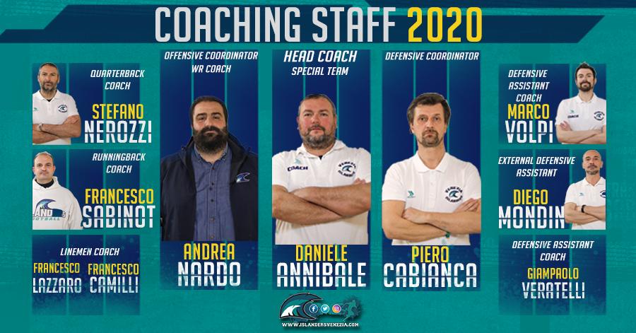 COACHING STAFF 2020